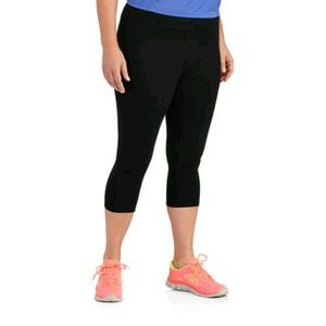 Brand New Pants - Plus-Size Capri Leggings-NEW